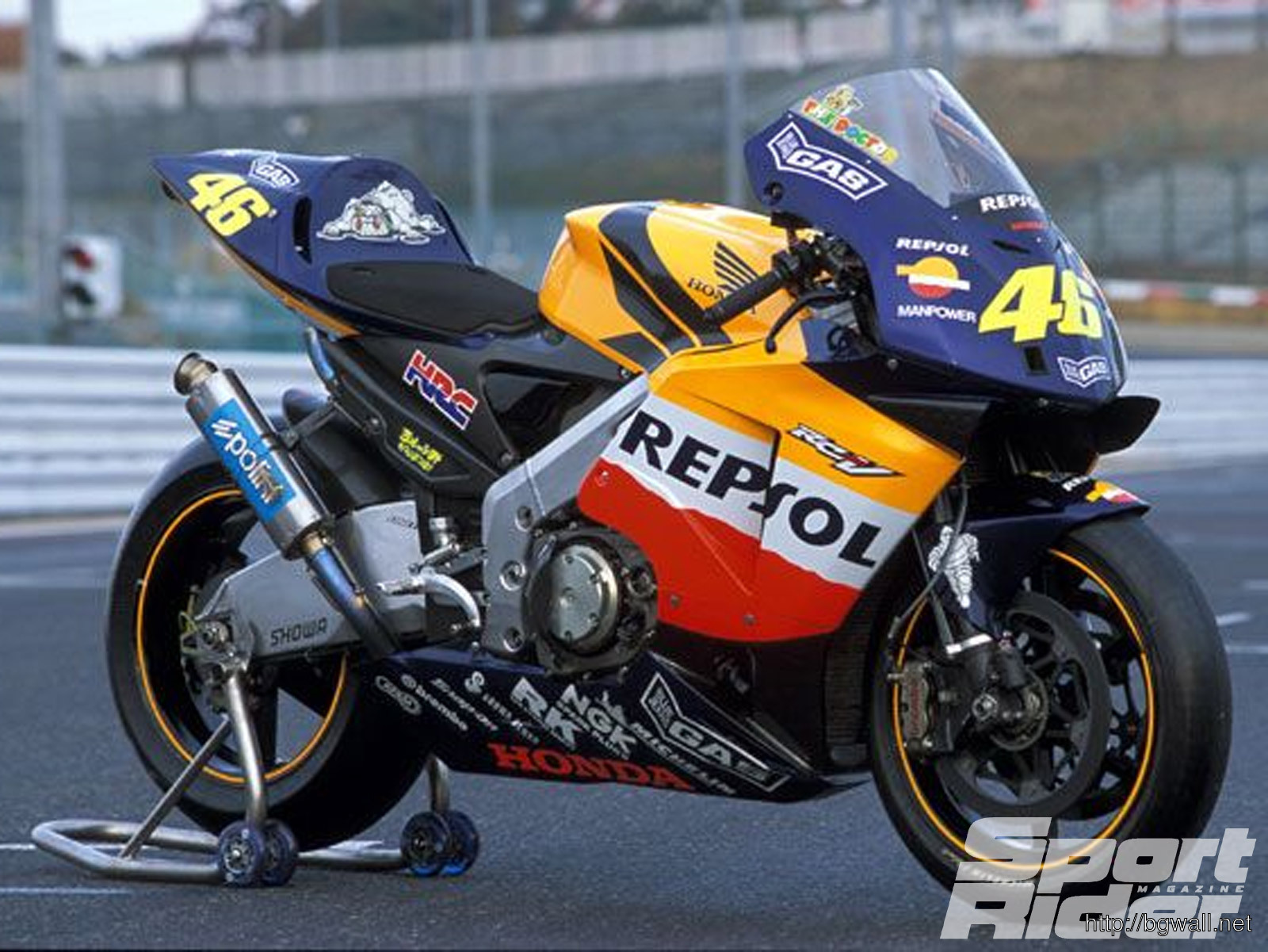 2003 Honda Rc211v 2003 Honda Rc211v Erik Buell Racing Officially Full Size