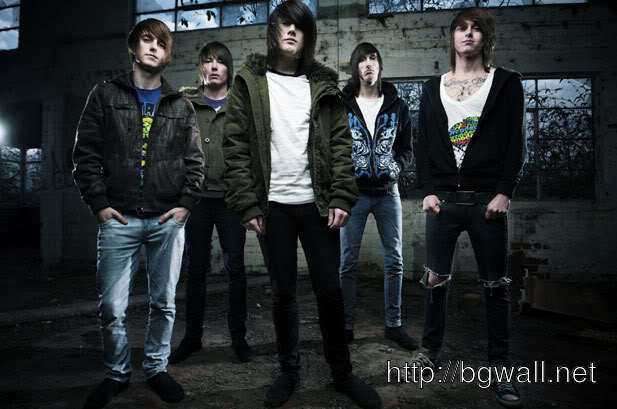 Asking Alexandria Image