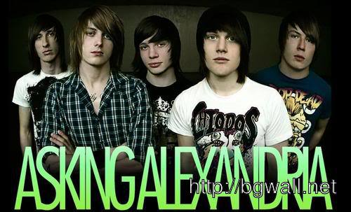 Asking Alexandria Or Dance Gavin Dace Or Black Veil Brides