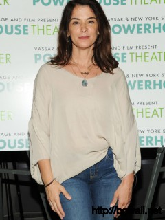 Annabella Sciorra Actress Annabella Sciorra Attends New York Stage And Full Size