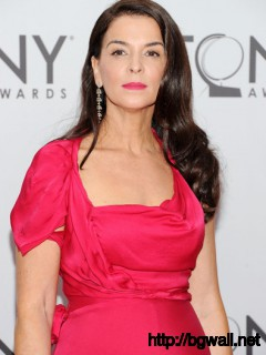 Annabella Sciorra Annabella Sciorra Attends The 65th Annual Tony Full Size