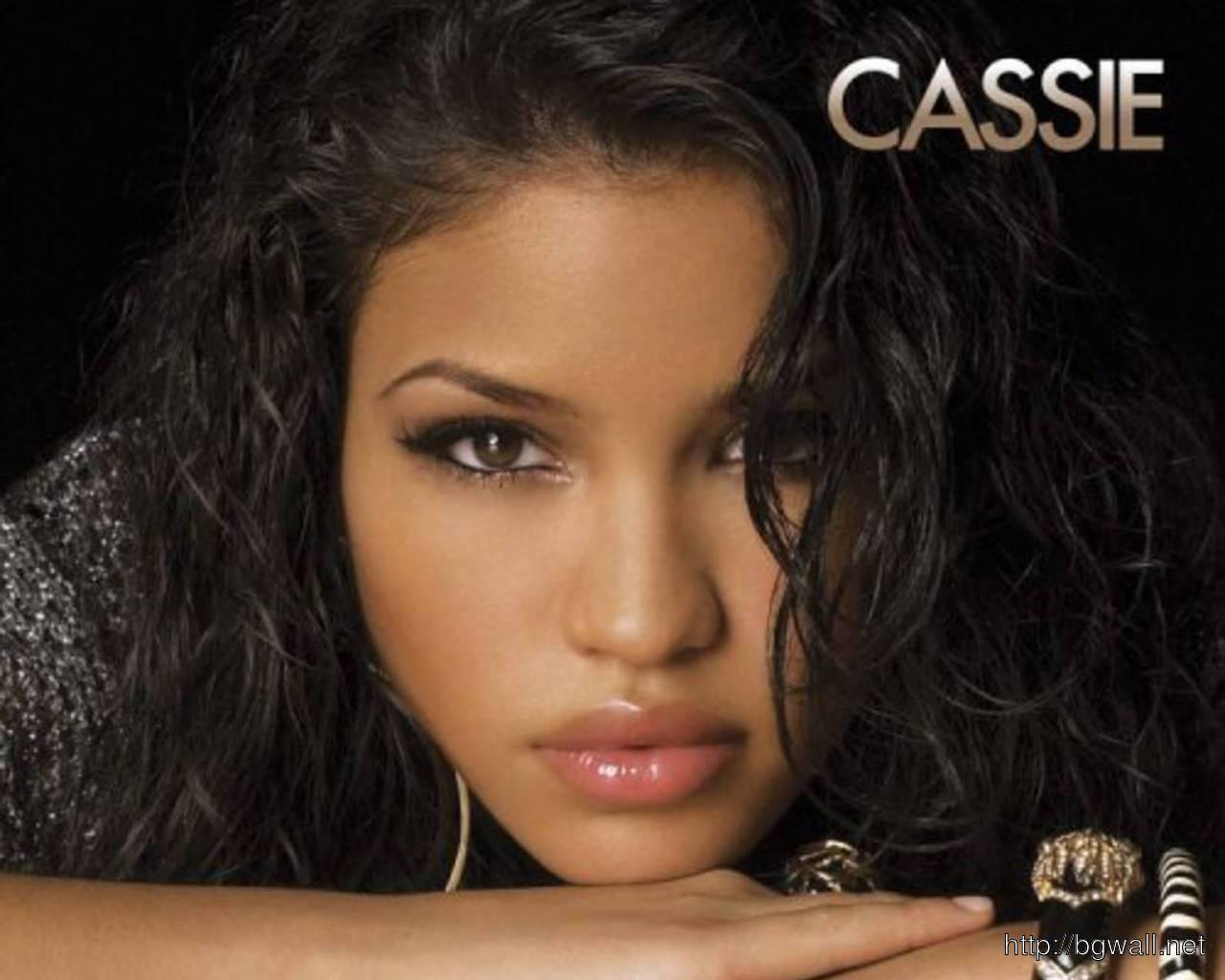 Cassie Ventura 2000 Full Size
