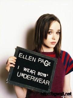Ellen Page Ellen Full Size