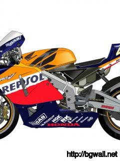 Honda Rc211v Honda Rc211v 2003 La Moto Full Size