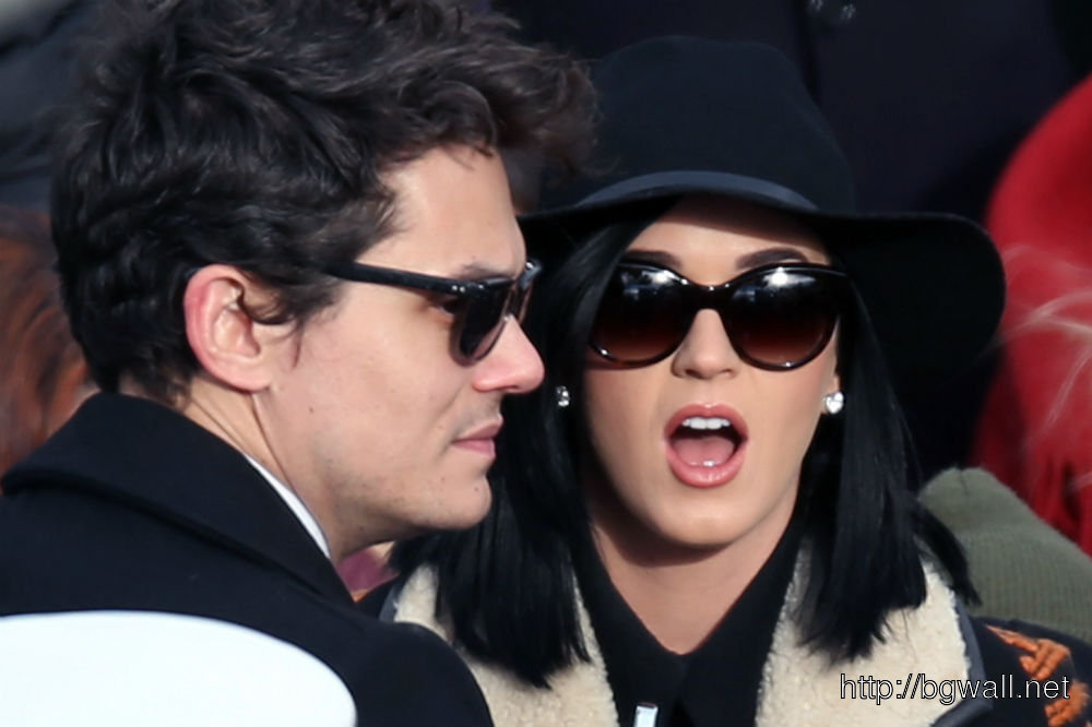 Katy Perry And John Mayer Not Talking At Home Full Size