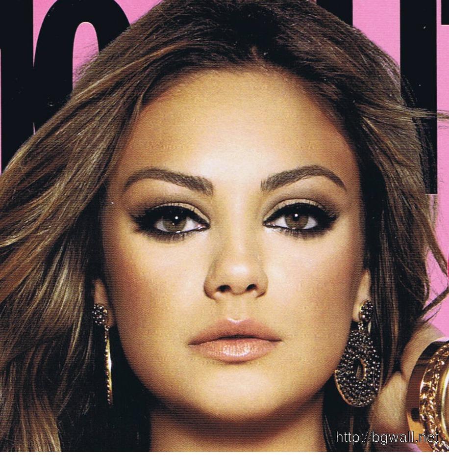 Mila Kunis Makeup Ideas Full Size