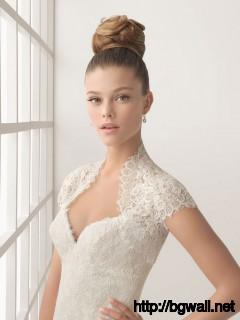 Nina Agdal Rosa Clara Bridal Collection Full Size