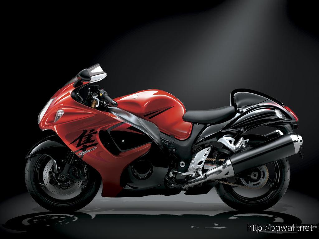 Suzuki Hayabusa Worlds Fastest Motorcycle Will Marketed In Full Size