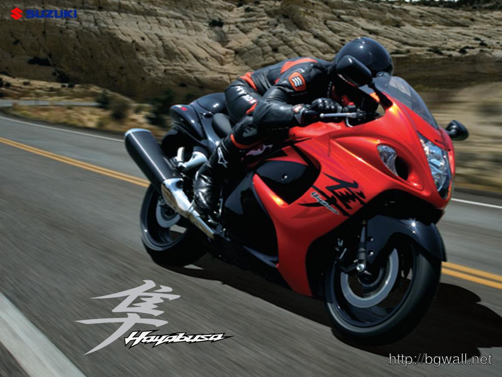Suzuki Sportbike Hayabusa Modified Edition 1024x768 Pixel Full Size