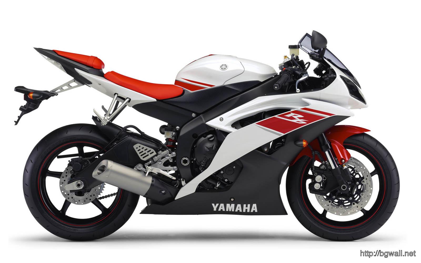 Yamaha R6 Bike Wallpapers