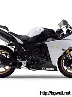 Yamaha Yzf R1 Fotografia Lateral Moto Yamaha Full Size