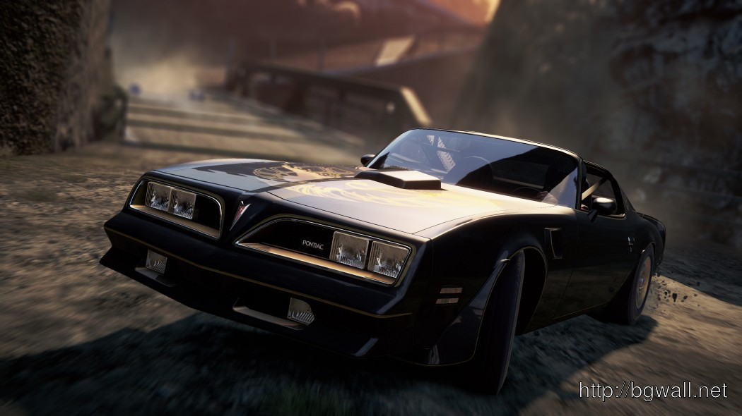 1977 Pontiac Firebird Trans Am Special Edition Background
