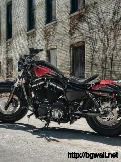 2012 Harley Full Size