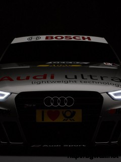 2013 Audi Rs 5 Dtm Wallpaper In 1600x900 Resolution Full Size