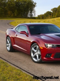 2014 Chevrolet Camaro Ss Wallpaper In 1366x768 Resolution Full Size