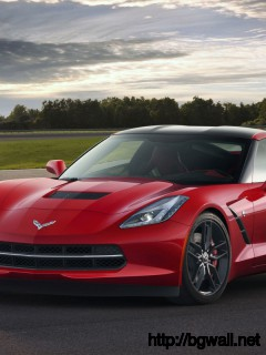 2014 Chevrolet Corvette C7 Stingray Wallpaper In 1280x800 Resolution Full Size