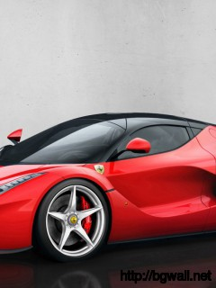 2014 Ferrari Laferrari Wallpaper In 1600x900 Resolution Full Size