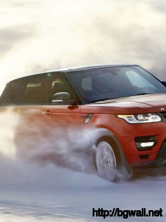 2014 Land Rover Range Rover Sport Wallpaper In 1600x900 Resolution Full Size