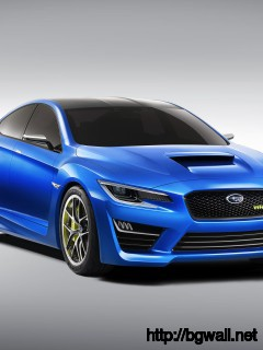 2014 Subaru Wrx Concept Wallpaper In 2560x1600 Resolution Full Size