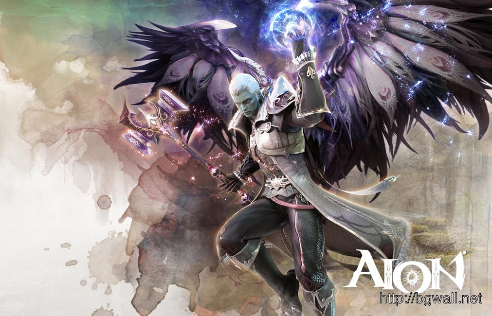 Aion Asmodian Cleric 2 Full Size