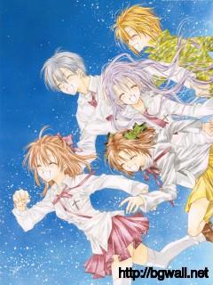 Album Arina Tanemura Illustrations Shinshi Doumei Cross More Artbooks Full Size
