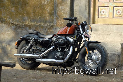 All Bout Cars Harley Davidson Forty Eight Full Size