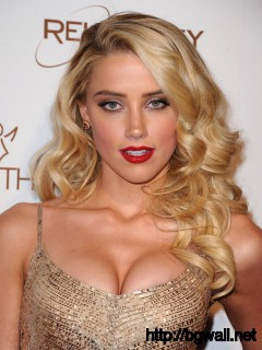 Amber Heard At Art Of Elysium Heavan Gala In Los Angeles Full Size
