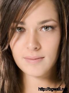 Ana Ivanovic Cute Close-Up Wallpaper