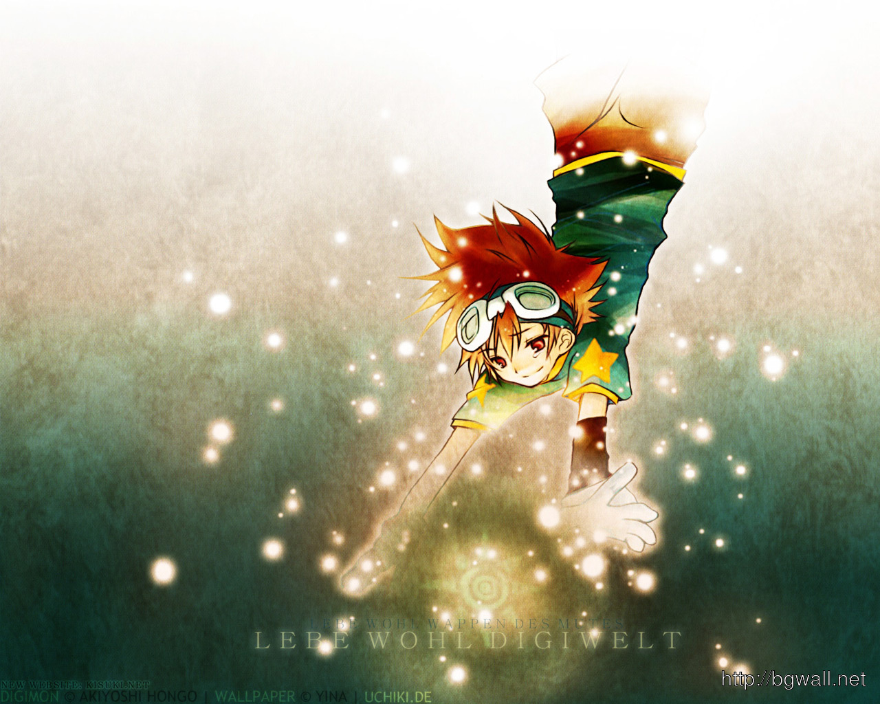 Anime Wallpapers Digimon Lebewohl Digiwelt 1280 X 1024 Full Size