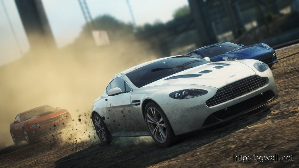 Aston Martin V12 Vantage Full Size
