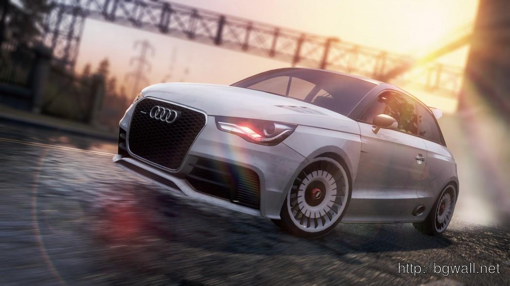 Audi A1 Clubsport Quattro Full Size