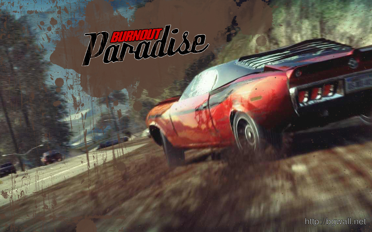 Burnout Paradise By Facelessrebel Full Size