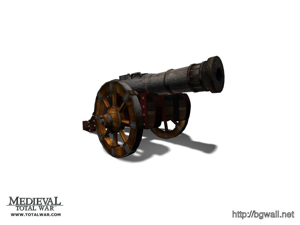 Cannon Full Size
