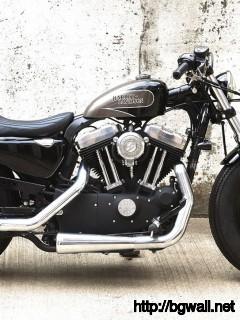Custom Harley Full Size