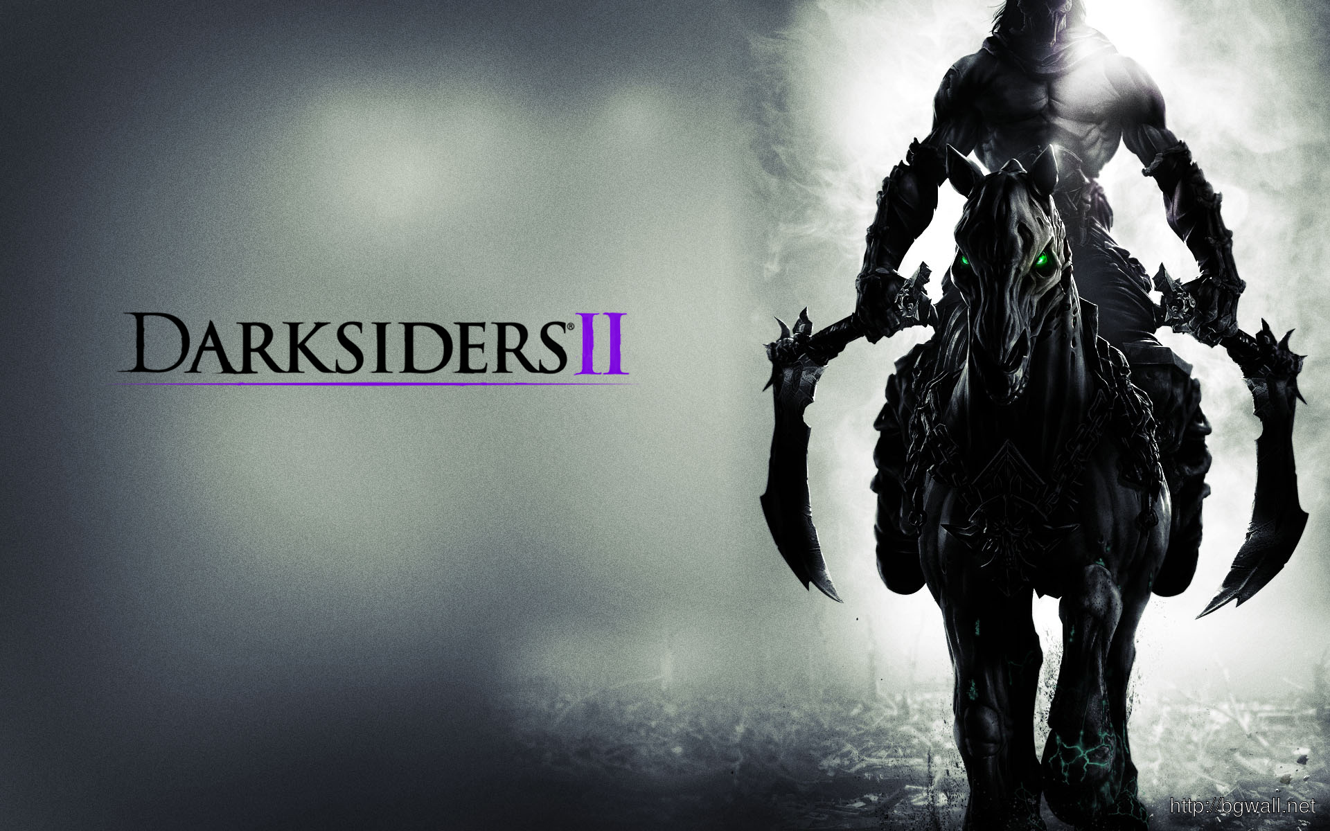 Darksiders 2 Ps3 Wallpapers