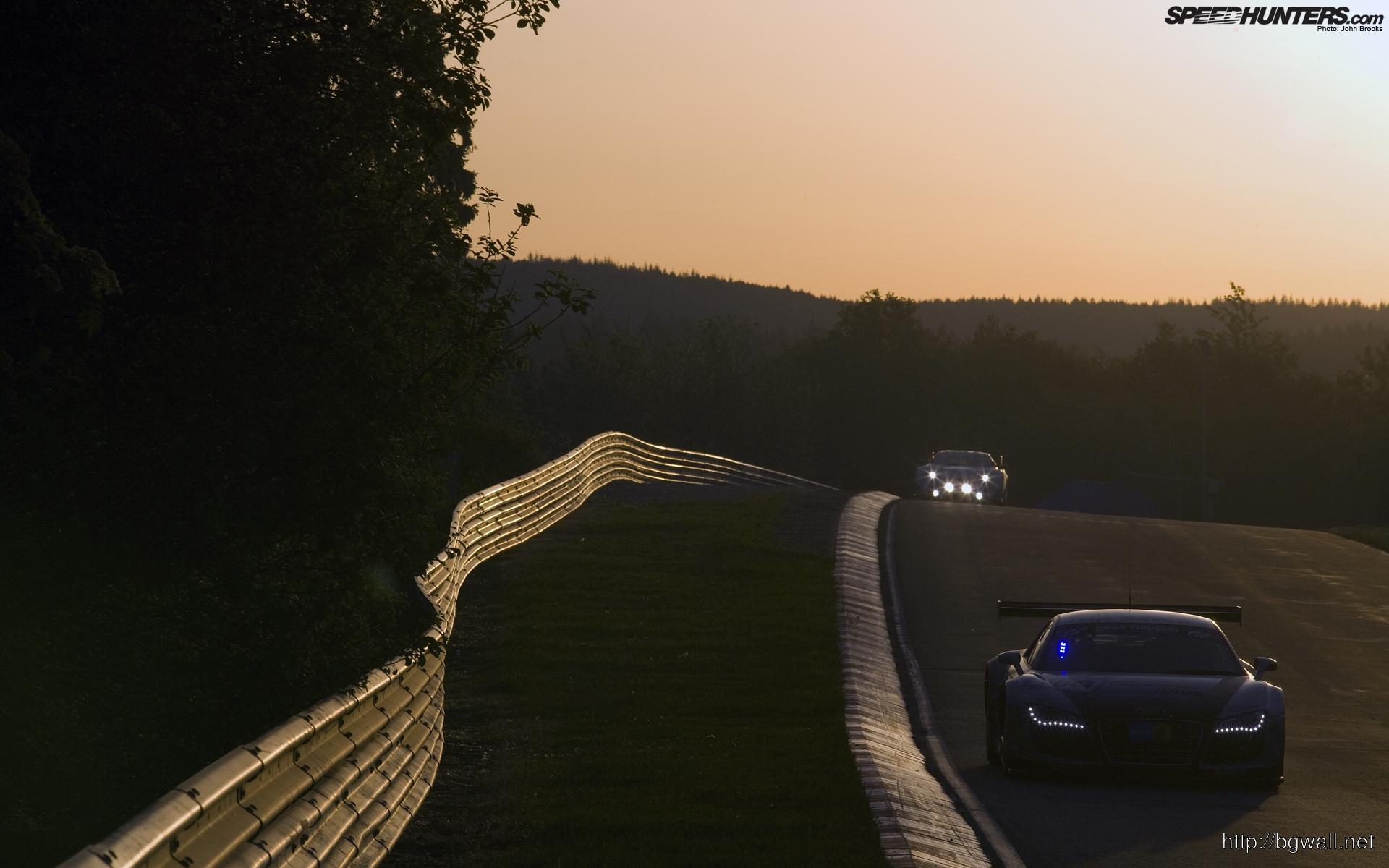 Dawn At Nurburgring Wallpaper Full Size