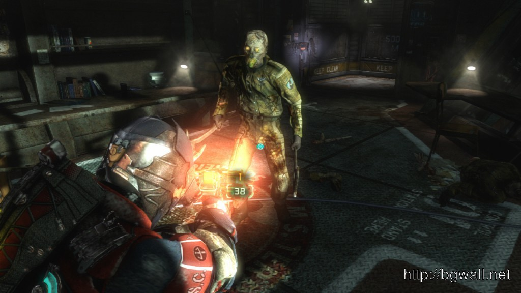 Dead Space 3 Playstation 3 Xbox 360 Hd Wallpapers