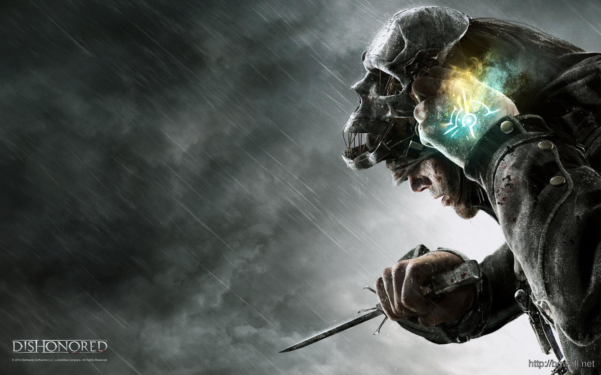 Dishonored Game Desktop Wallpaper Full Size