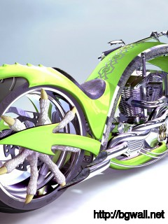 Dragon 2c Chopper Concept Wallpaper Full Size