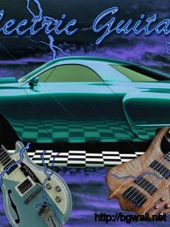 Electric Guitars Wallpaper Full Size