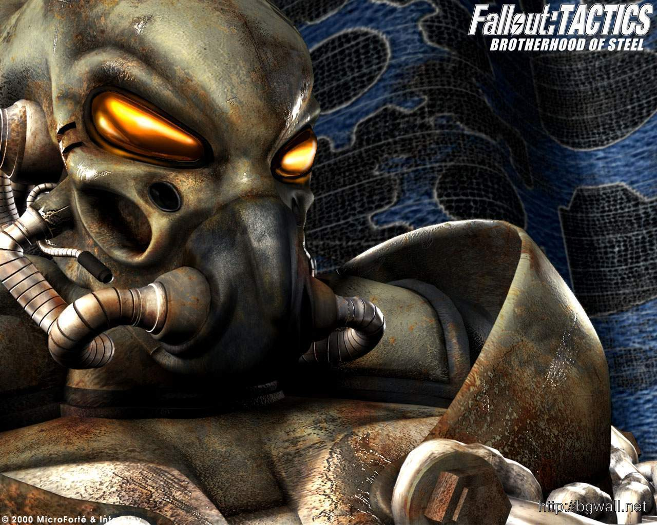 Fallout Tactics Brotherhood Of Steel Wallpaper Hd Full Size
