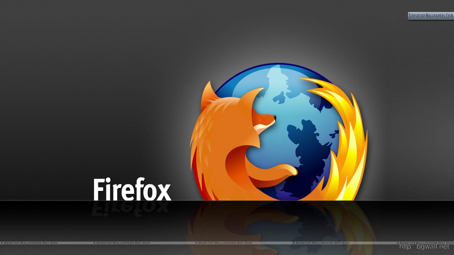 Firefox Awesome Desktop Wallpaper On Black Background Wallpaper Full Size