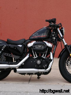 Forty Eight Silencer View 300x225 Harley Davidson Xl 1200x Forty Eight Full Size