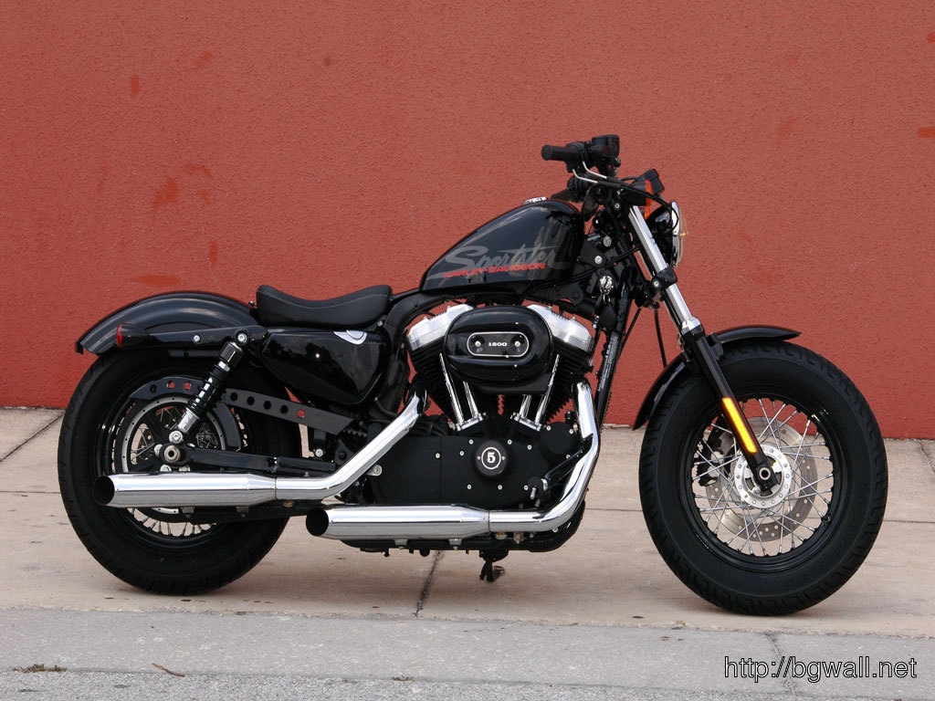 Forty Eight Silencer View 300×225 Harley Davidson Xl 1200x ...