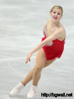 Gracie Gold Gracie Gold Of Usa Competes In The Womens Short Program Full Size