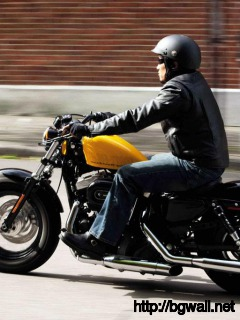 Harley Davidson 2014 Forty Eight Full Size