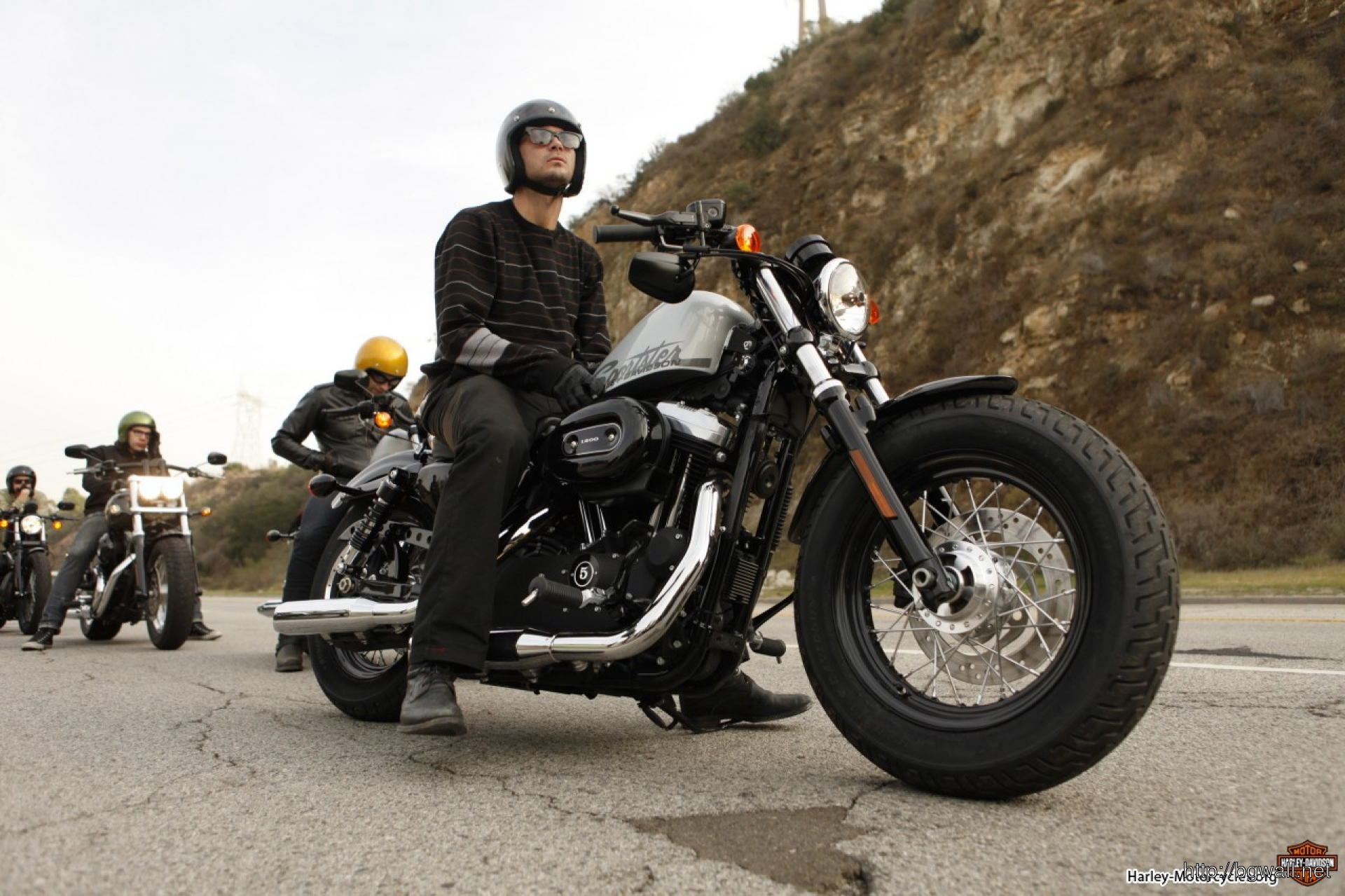 Harley Davidson Forty Eight Forty Eight Forty Eight 2013 ...