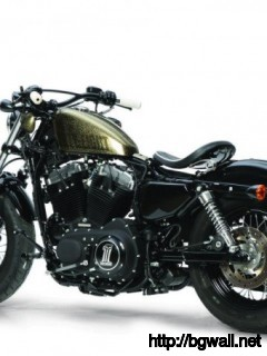 Harley Davidson Forty Eight Nueva Nuevas Full Size