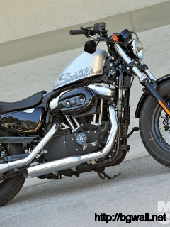 Harley Davidson Sportster Forty Full Size