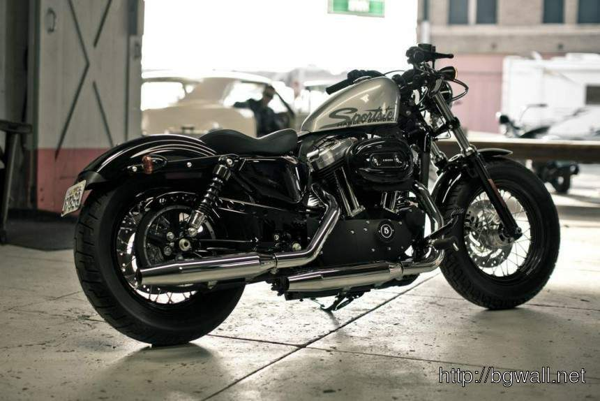 Harley Davidson Xl1200x Forty Full Size